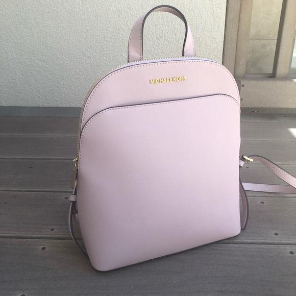 af1e17592293 Michael Kors Bags | Authentic Emmy Large Backpack | Poshmark